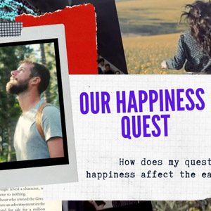 Does My Quest For Happiness Affect The Earth?